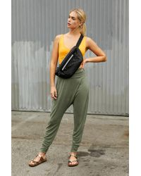 Free People Echo Harem Pant By Fp Movement - Green