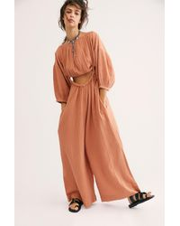 Free People Ready To Escape Set By Endless Summer - Orange