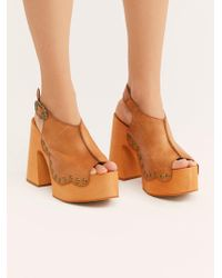 Free People - Freeform Platform Clog By Fp Collection - Lyst