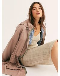 Free People We The Free Northway Swing Parka - Multicolour