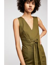 Free People - Bethany Jumpsuit By Line & Dot - Lyst