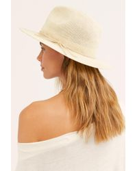 dc91fea3 Free People Allegra Felt Hat By Bailey Of Hollywood in Black - Lyst