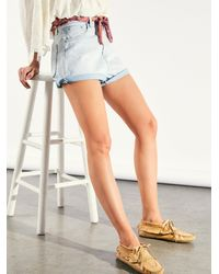 Free People Isadore Moccasin - Multicolor