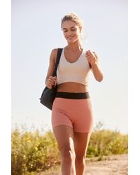 Free People Prajna Short By Fp Movement - Multicolor