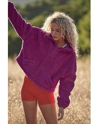 Fp Movement Nantucket Fleece - Purple