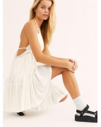 Free People - 100 Degrees Of Shine Mini Dress - Lyst