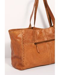Free People Camille Tote By Fp Collection - Brown