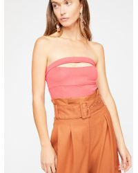 Free People - Not What It Seams Tube - Lyst