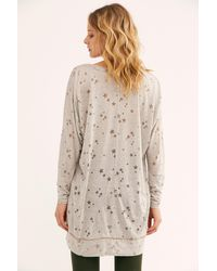 Free People - Sleeping To Dream Sleep Shirt By Intimately - Lyst