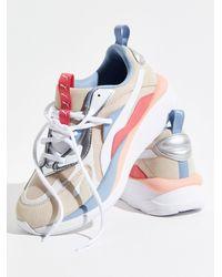 Free People Puma Rs-curve Aura Sneakers - Multicolor