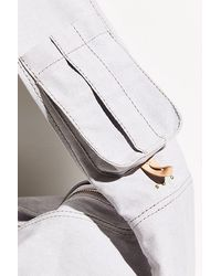 Free People Waxed Canvas Sling - Multicolour