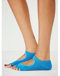 Free People - Namaste Yoga Sock - Lyst