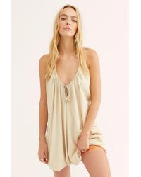 Free People - Hearts For You Mini Dress By Endless Summer - Lyst