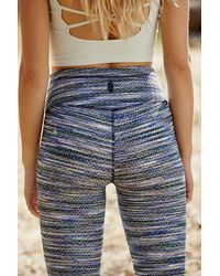 Free People On It Flare By Fp Movement - Blue