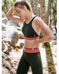 Free People - Perfect Practice Sports Bra - Lyst