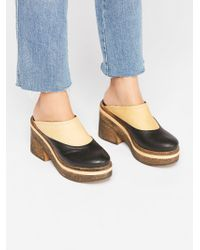 Free People - Delta Platform Mule By Fp Collection - Lyst
