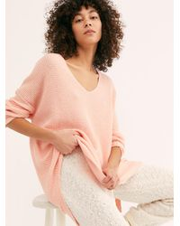 Free People C.o.m.f.y. Pullover By Intimately - Pink