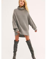 Free People Cocoa Jumper - Grey