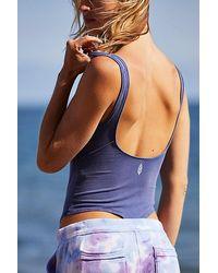 Fp Movement Hot Shot Bodysuit - Blue