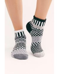 Free People - Down East Ankle Socks - Lyst