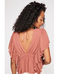 Free People - Valentina Top By Endless Summer - Lyst