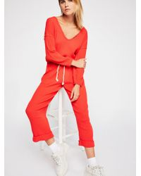 Free People - Toes In The Sand Co-ord - Lyst