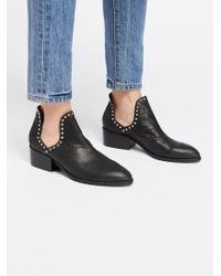 Free People - Frankie Ankle Boot - Lyst
