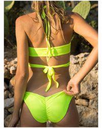 Free People   Soleil Bikini Bottom   Lyst