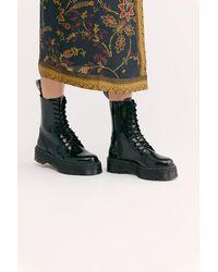 Free People Dr. Martens Jadon X Boots - Black