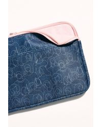 Free People Because I Am A Girl Laptop Sleeve By My Tagalongs - Blue