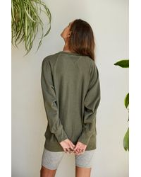 Free People Better Days Sweat By Fp Movement - Green