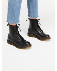 Free People - 1460 Lace-up Boot - Lyst