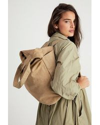Free People Gemini Backpack - Natural
