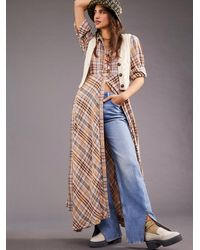 Free People Decker Penny Loafers - Multicolour