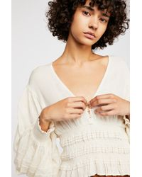 Free People - Coco Loco Cute Top By Endless Summer - Lyst