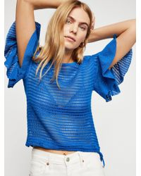Free People - Babes Only Tee - Lyst