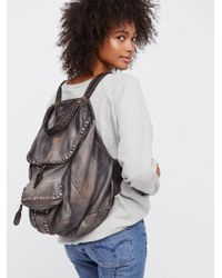 Free People - Hayworth Distressed Backpack - Lyst