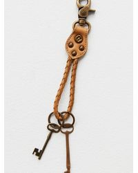 Free People Everyday Keychain - Multicolour