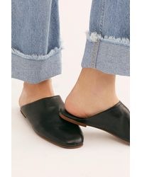 Free People Reese Court Shoes By Fp Collection - Black