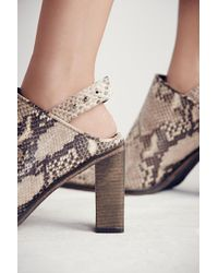 2f3dbe863f7a Free People - Silver Storm Mule By Fp Collection - Lyst