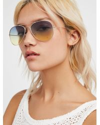 Free People - Endless Summer Aviator - Lyst