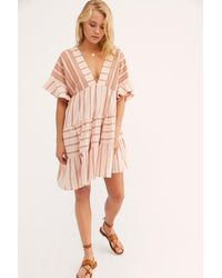 Free People Everyday Living Tunic - Pink