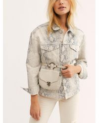Free People - Cynthia Mini Saddle Crossbody By Fp Collection - Lyst