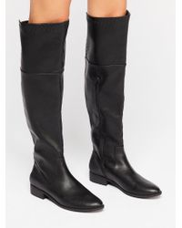 Free People - Vegan Heights Tall Boot By Bc Footwear - Lyst