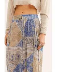 Free People Begonia Baloon Trousers - Multicolour