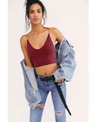 Free People Laid Back Brami By Intimately - Multicolor