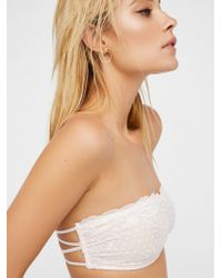 Free People - Essential Lace Bandeau - Lyst