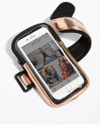 Free People Tag Along Running Armband By My Tagalongs - Pink