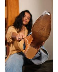 Free People Montage Tall Boots - Brown