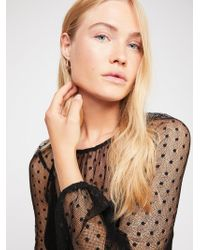 Free People - In Time Long Sleeve - Lyst